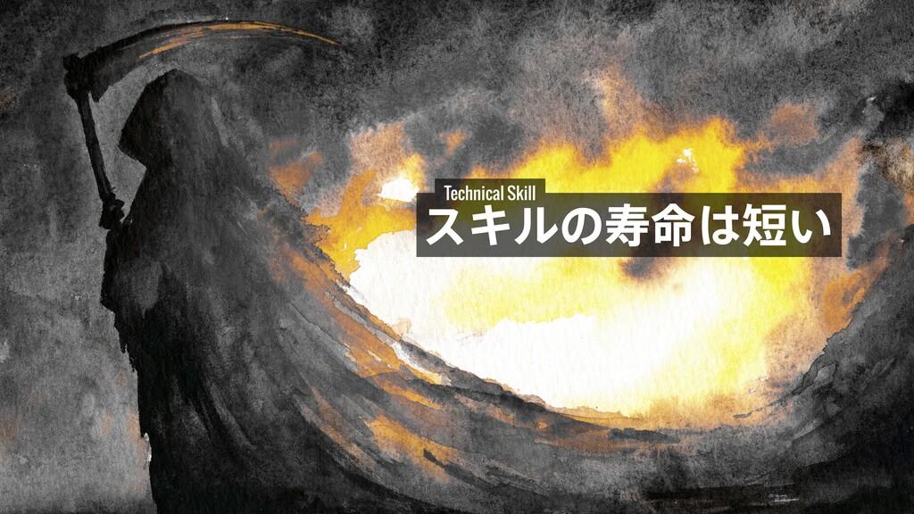 εΩϧͷण໋͍ Technical Skill