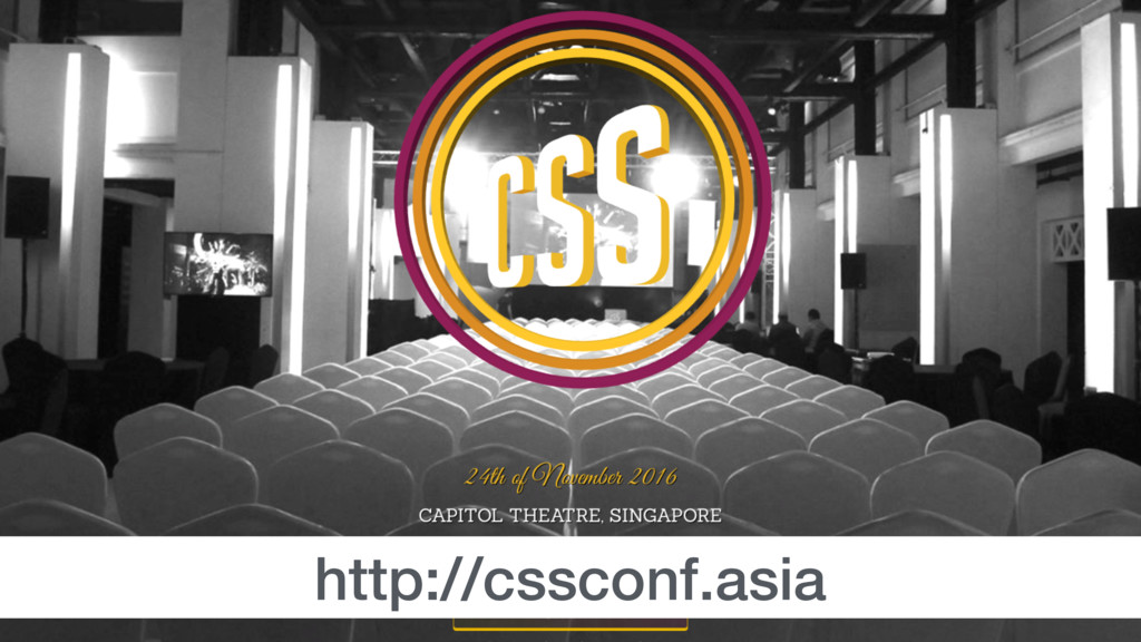http://cssconf.asia