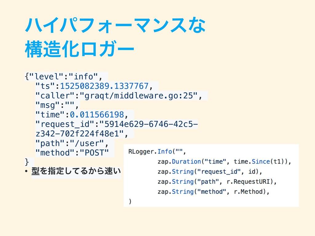 """ϋΠύϑΥʔϚϯεͳ ߏԽϩΨʔ {""""level"""":""""info"""", """"ts"""":1525082..."""