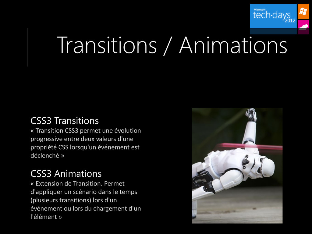 Transitions / Animations CSS3 Transitions « Tra...