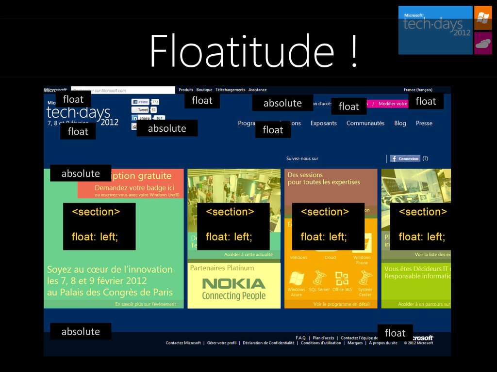 Floatitude ! float float float float float floa...