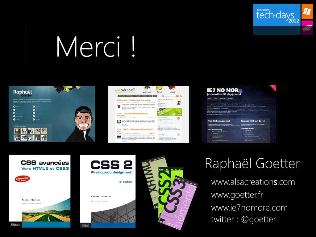 www.alsacreations.com www.goetter.fr www.ie7nom...