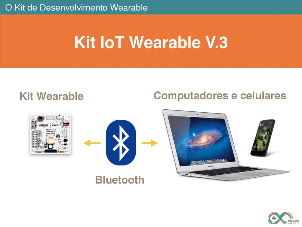 Kit Wearable Kit IoT Wearable V.3 Computadores ...