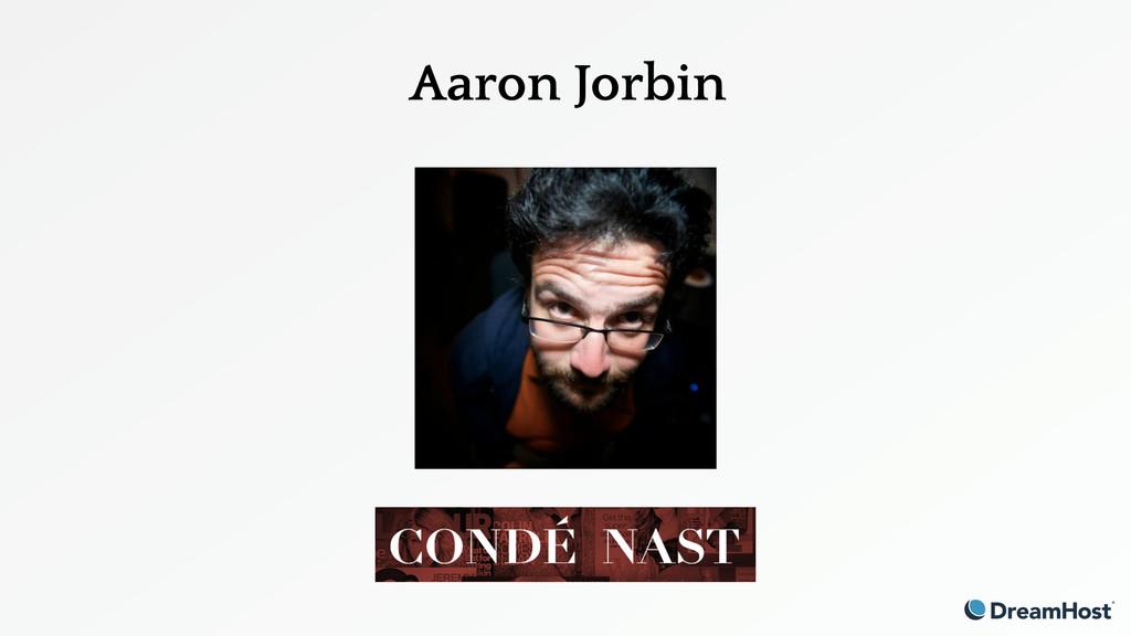 Aaron Jorbin