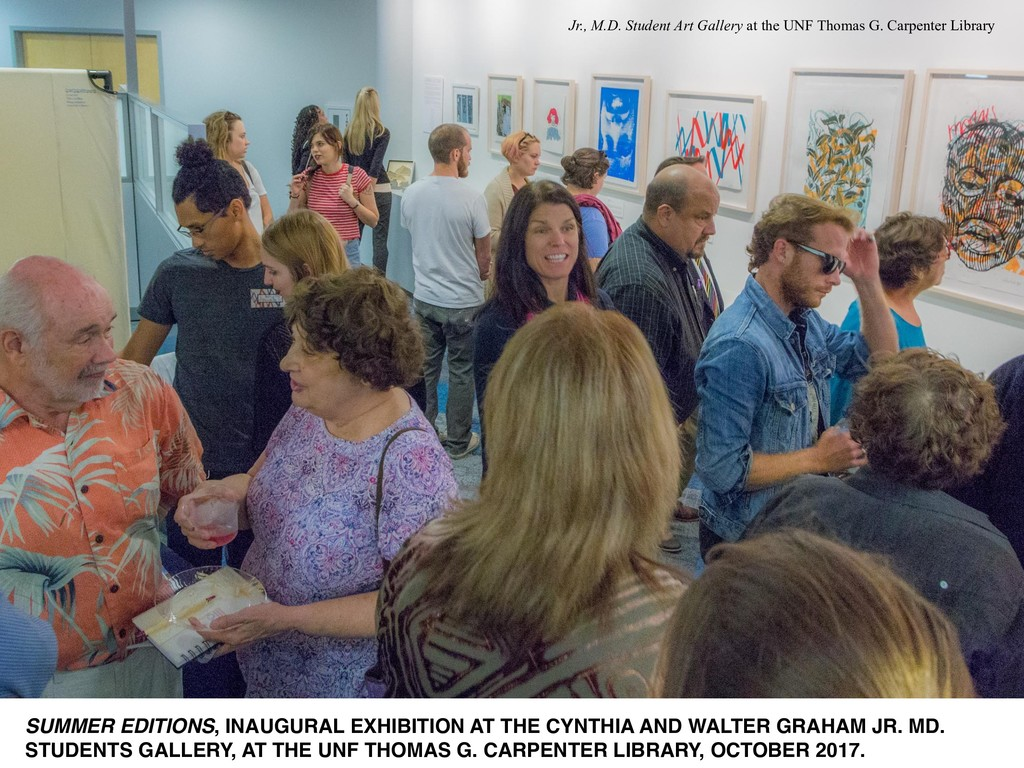 SUMMER EDITIONS, INAUGURAL EXHIBITION AT THE CY...
