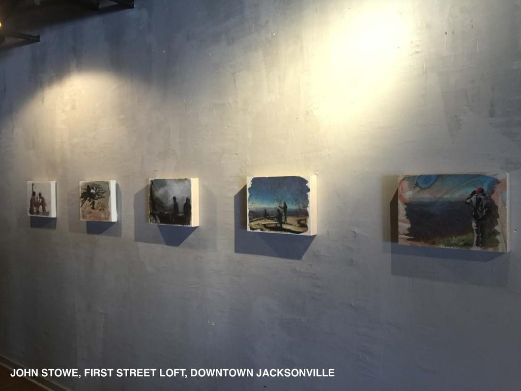 JOHN STOWE, FIRST STREET LOFT, DOWNTOWN JACKSON...