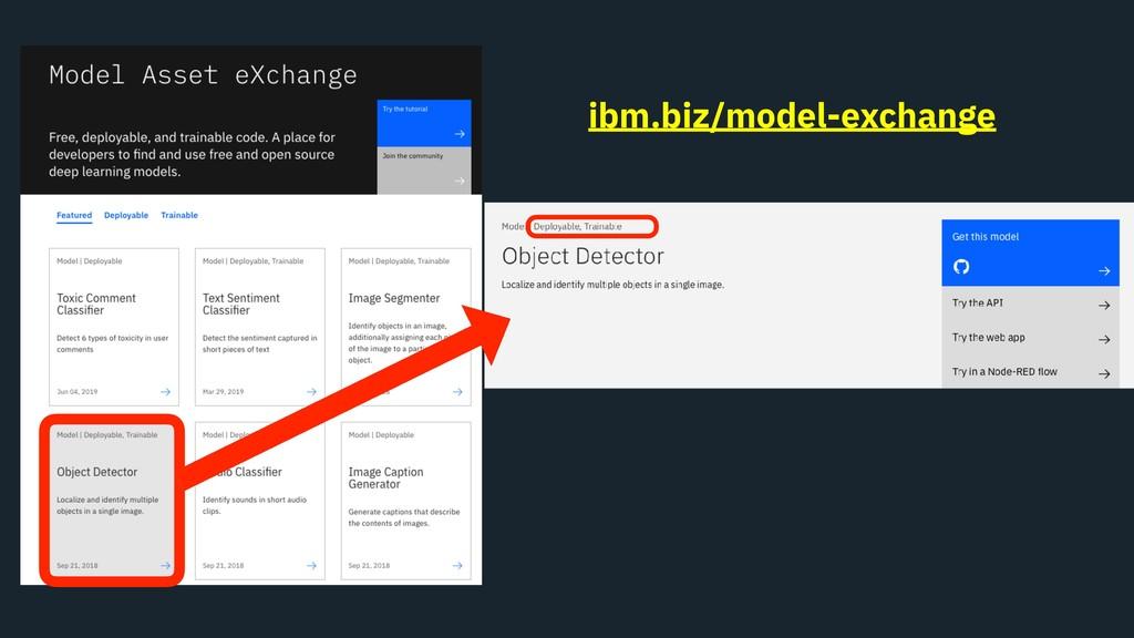 ibm.biz/model-exchange