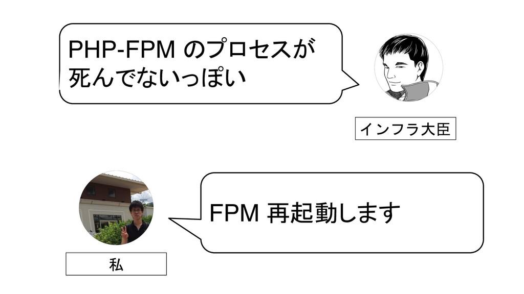 PHP-FPM     FPM