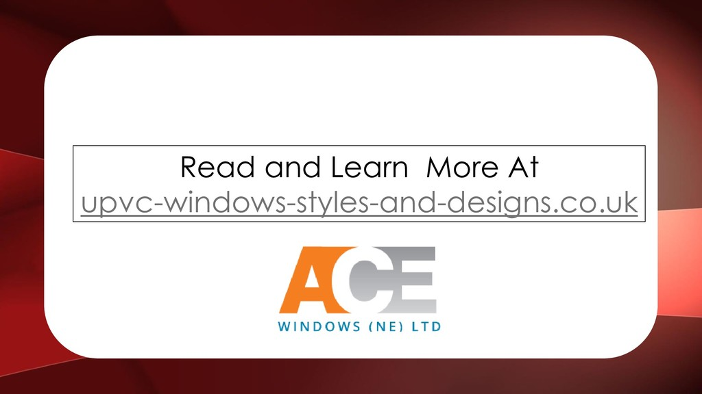 Read and Learn More At upvc-windows-styles-and-...