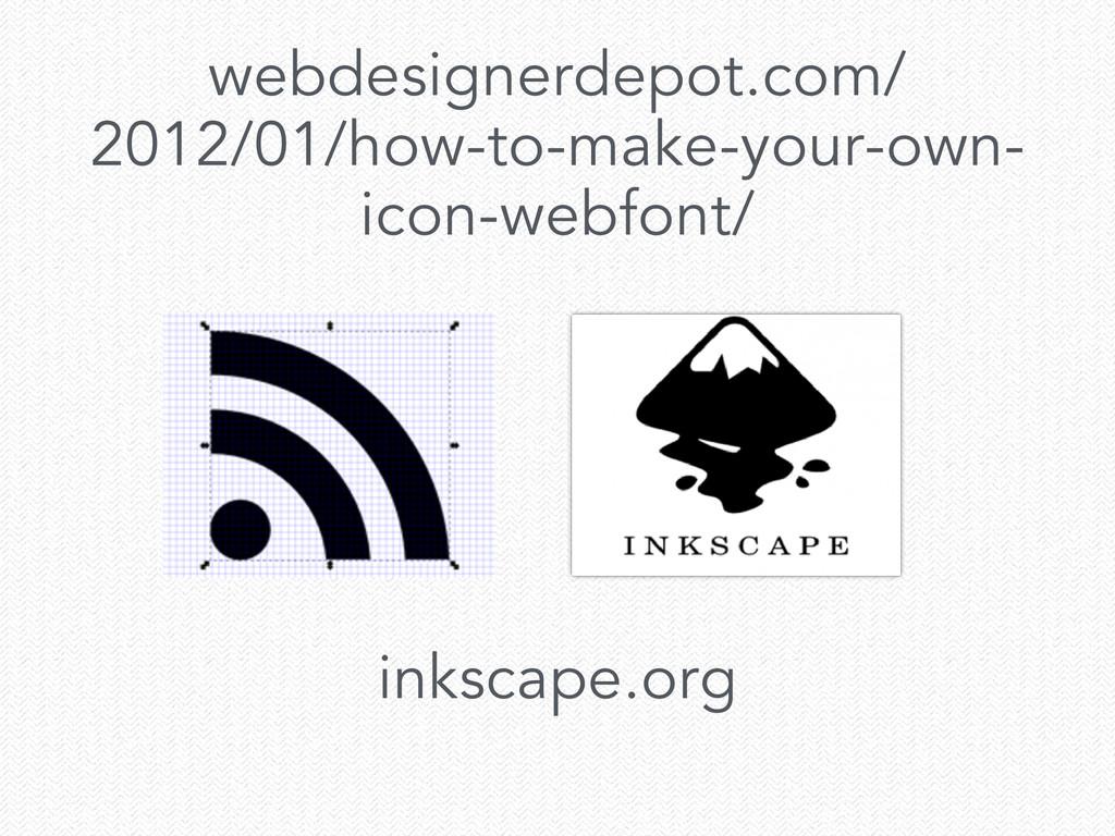 webdesignerdepot.com/ 2012/01/how-to-make-your-...