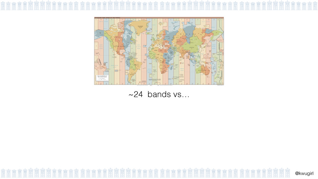 ! @kwugirl ~24 bands vs…