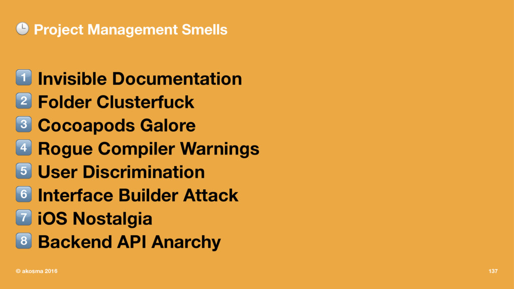 ! Project Management Smells ! Invisible Documen...