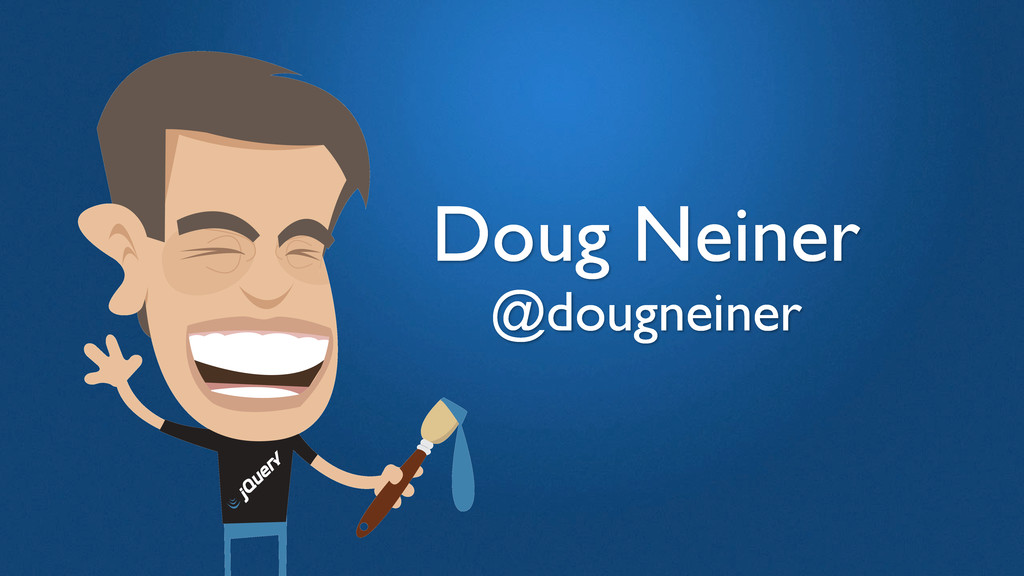 Doug Neiner @dougneiner