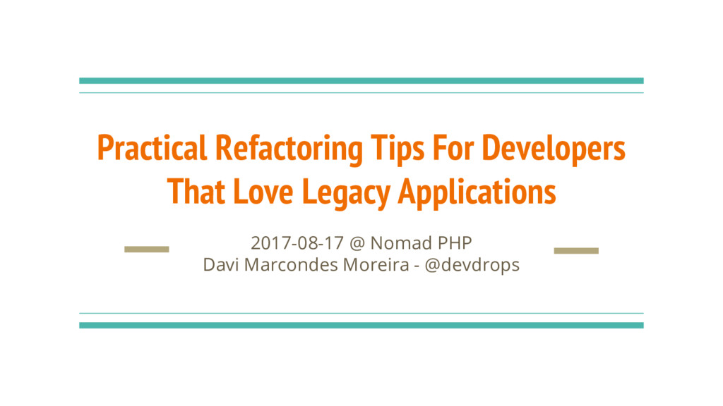Practical Refactoring Tips For Developers That ...