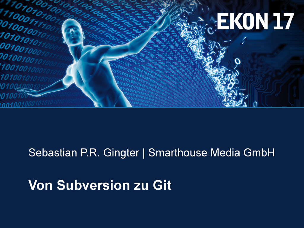 Sebastian P.R. Gingter | Smarthouse Media GmbH ...