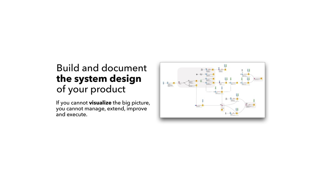 Build and document the system design of your pr...
