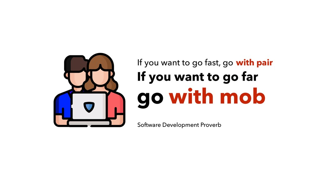 If you want to go fast, go Software Development...
