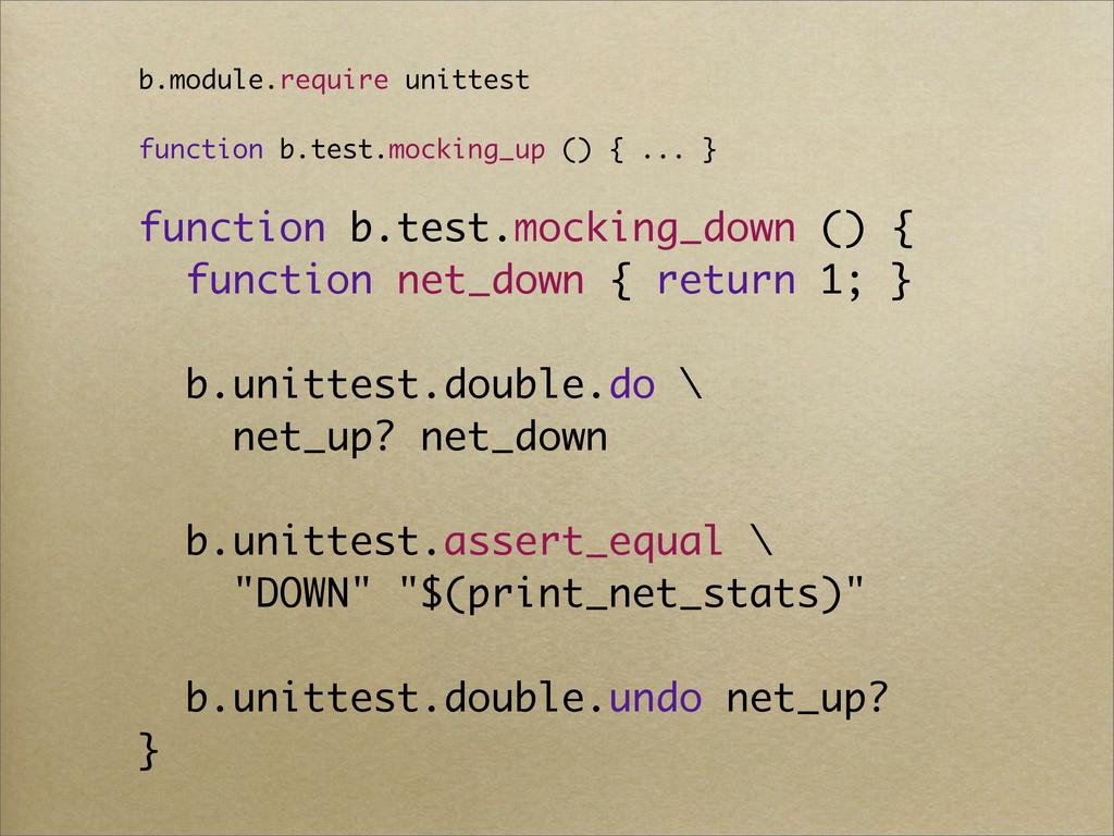 b.module.require unittest function b.test.mocki...