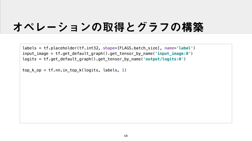 labels = tf.placeholder(tf.int32, shape=[FLAGS....