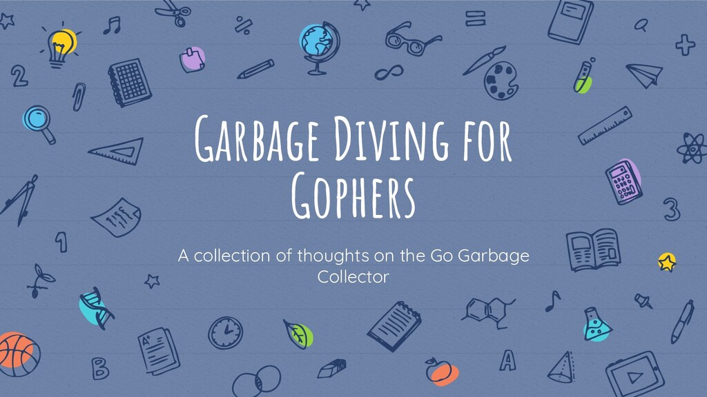 Garbage Diving for Gophers A collection of thou...