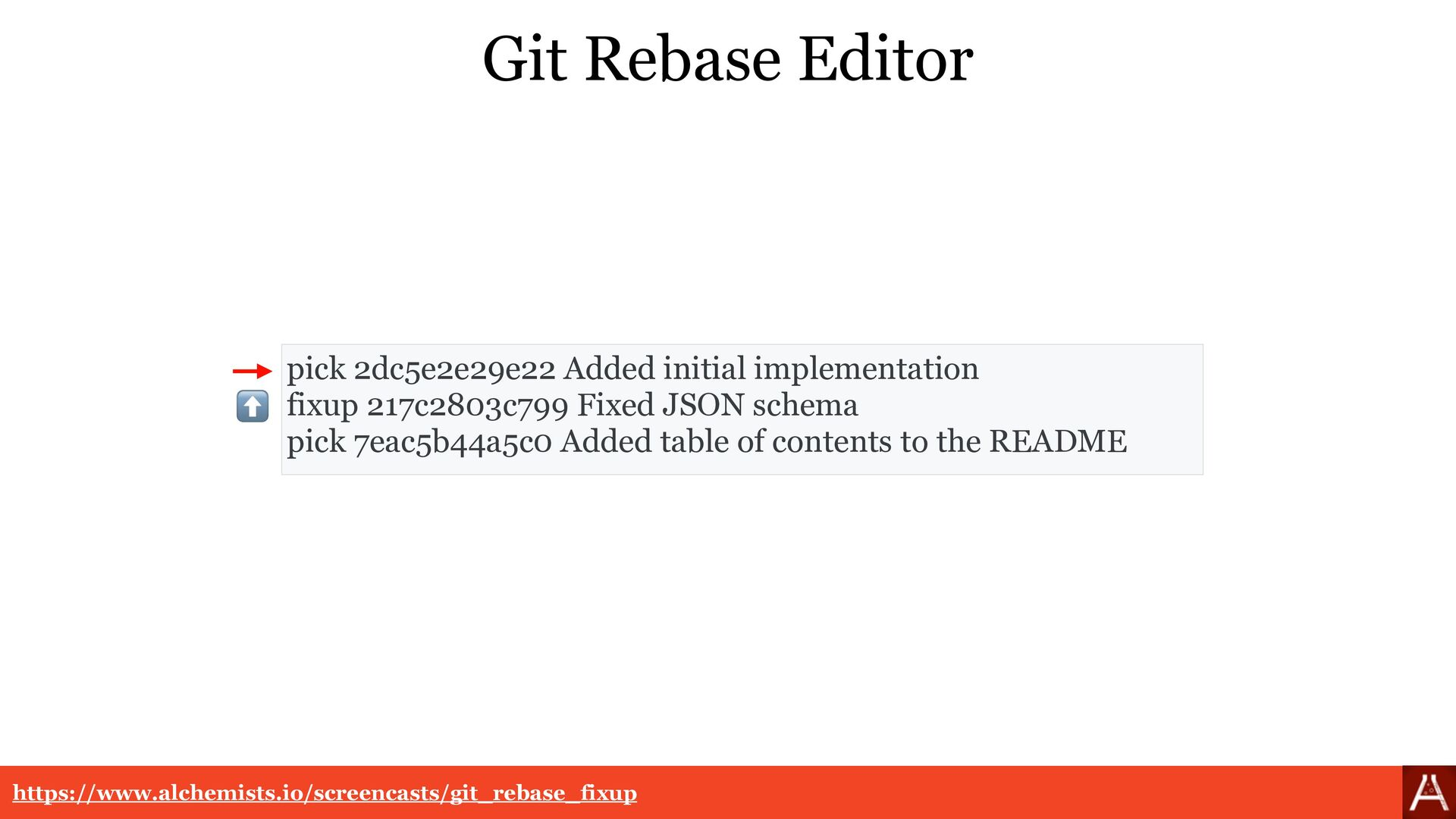 Git Rebase Exec https://www.alchemists.io/scree...