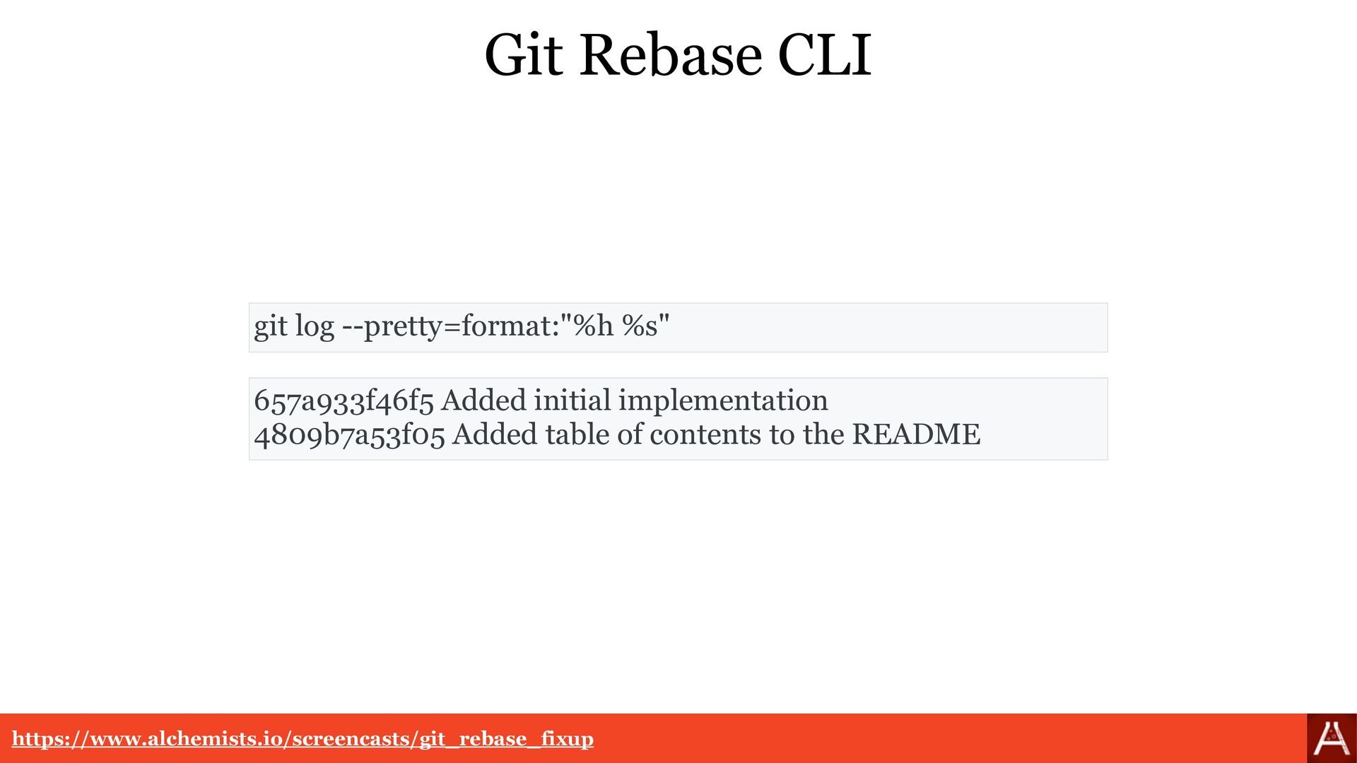 Git Rebase Editor pick 2dc5e2e29e22 Added initi...