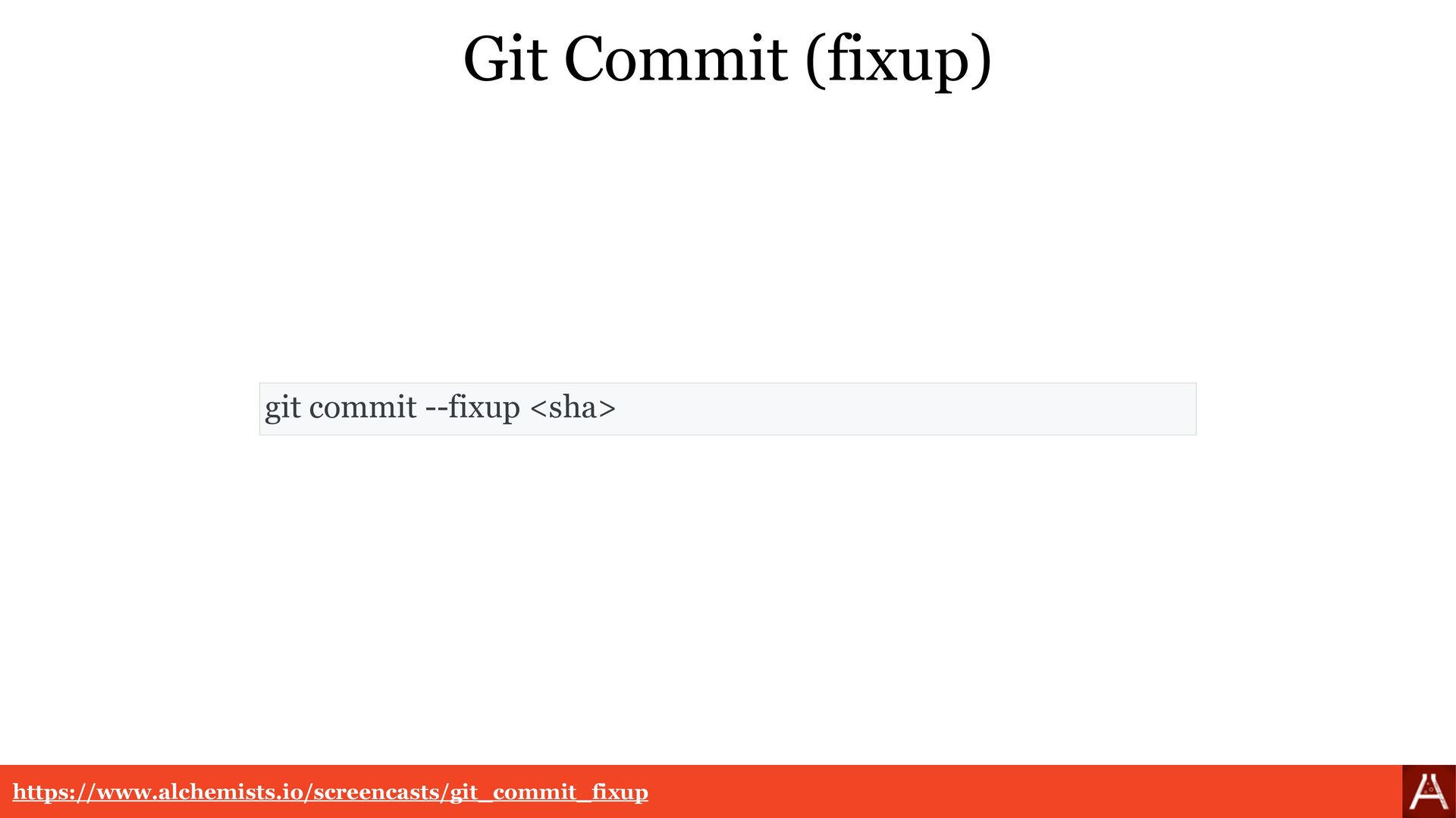 Git Commit (fixup) pick 2dc5e2e29e22 Added init...