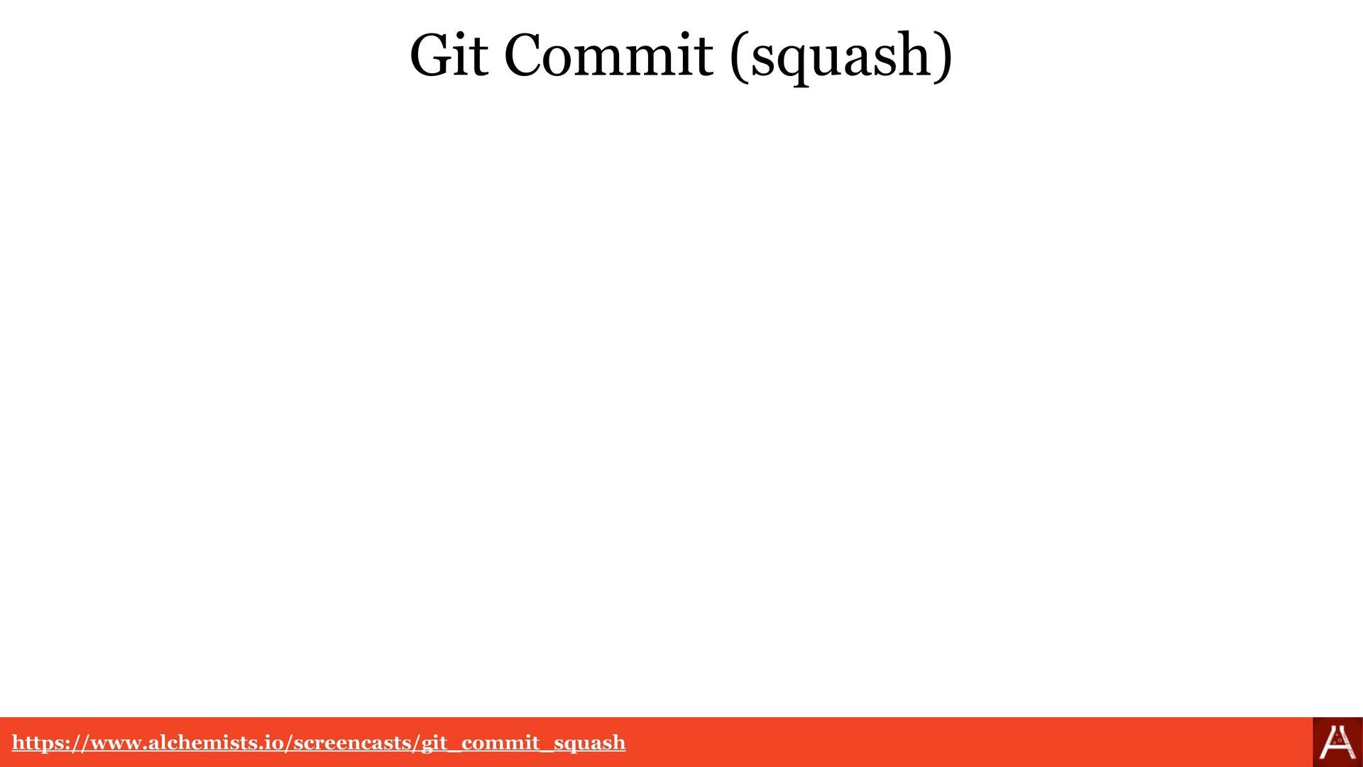Next Steps • Practice the Git Rebase Workflow e...