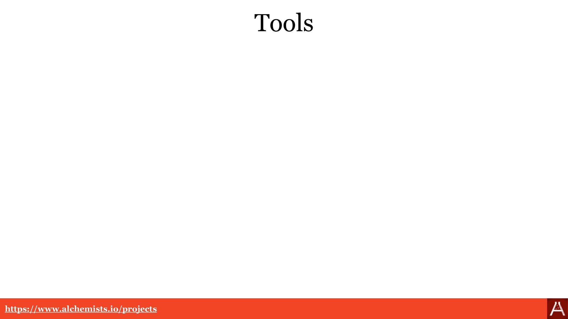 Tools Dotfiles   (https://www.alchemists.io/pro...