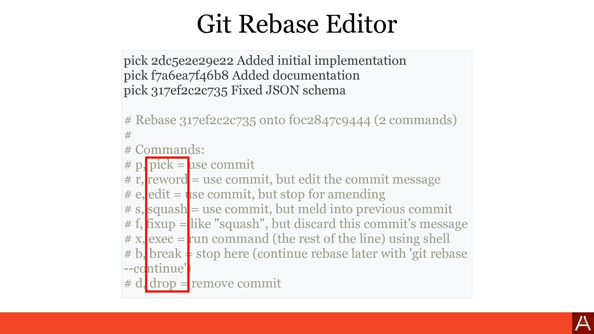 (advanced) GIT_EDITOR=true git rebase --interac...