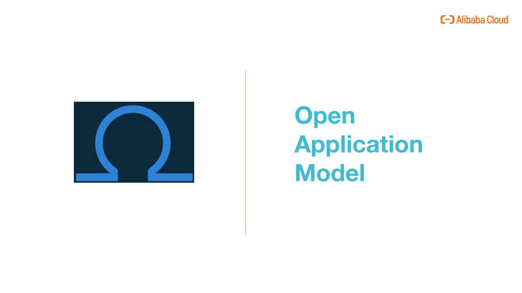 Open Application Model