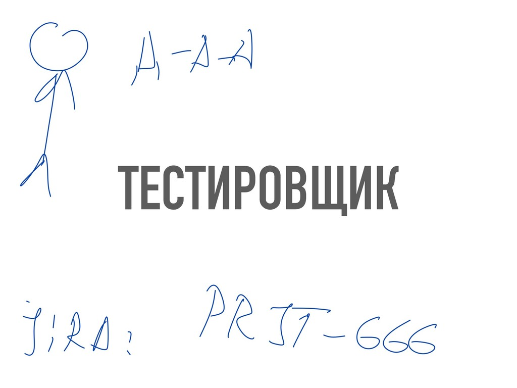 ТЕСТИРОВЩИК