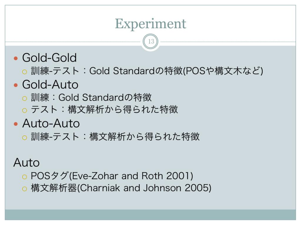 Experiment 13 — (PME(PME ¡ ܇࿅ςετɿ(PME4UBO...