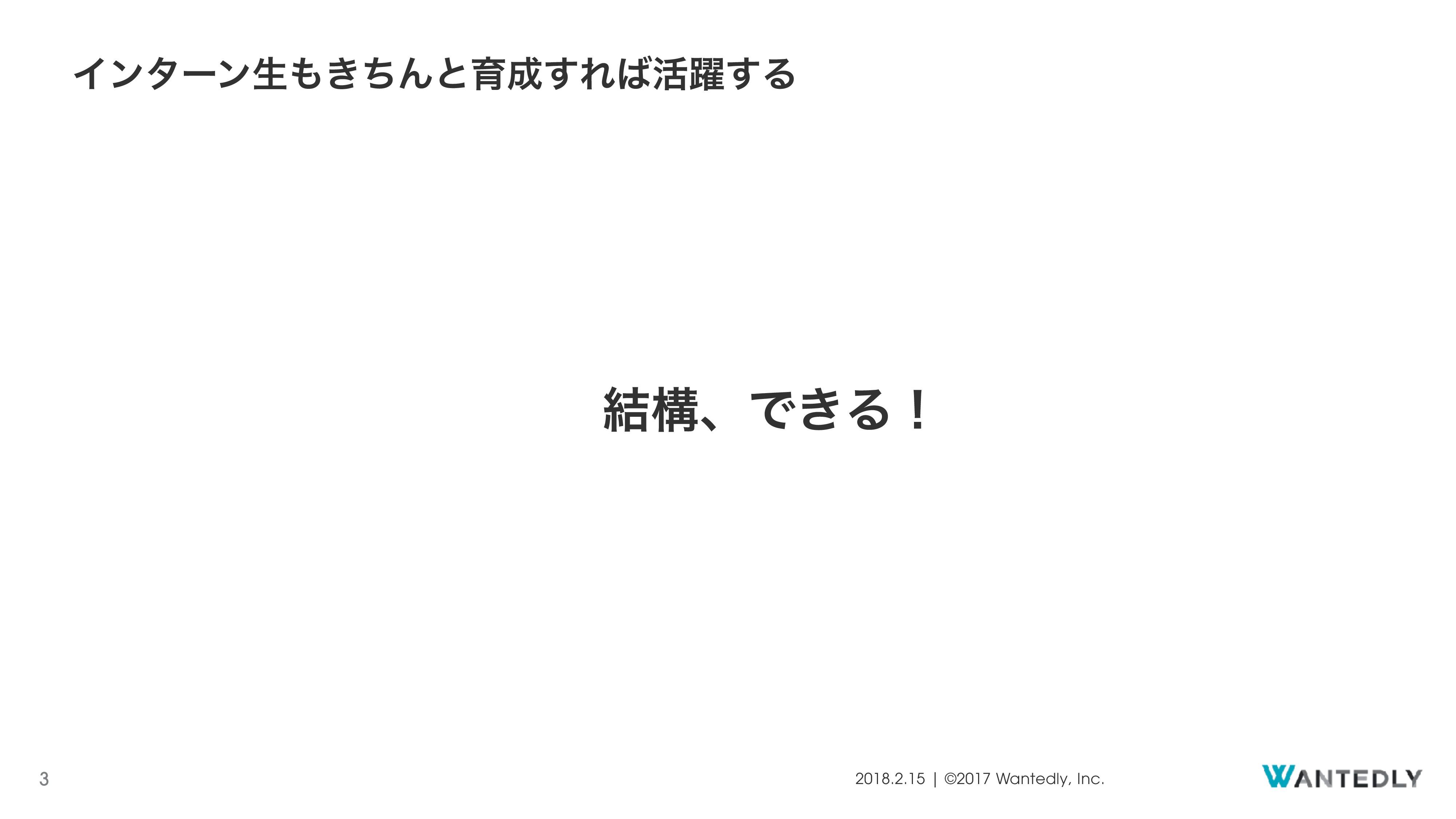 3 Πϯλʔϯੜ͖ͪΜͱҭ͢Ε׆༂͢Δ ݁ߏɺͰ͖Δʂ 2018.2.15   ©201...