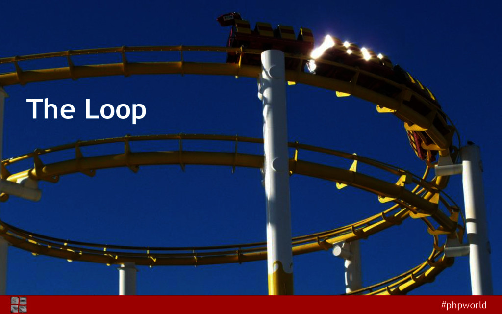 #phpworld The Loop