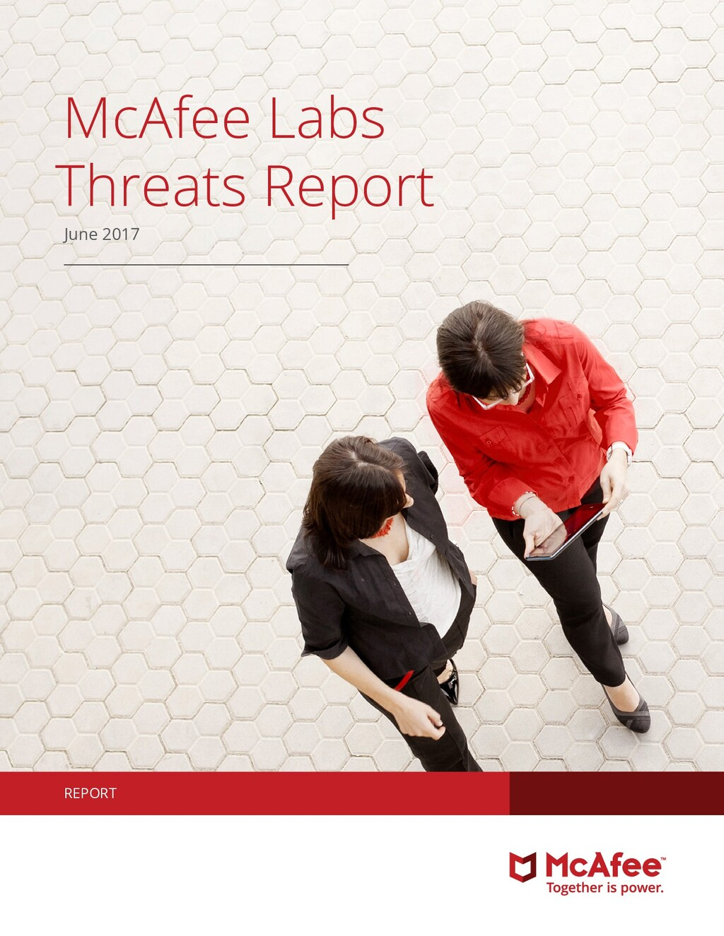 McAfee Labs Threats Report June 2017 REPORT