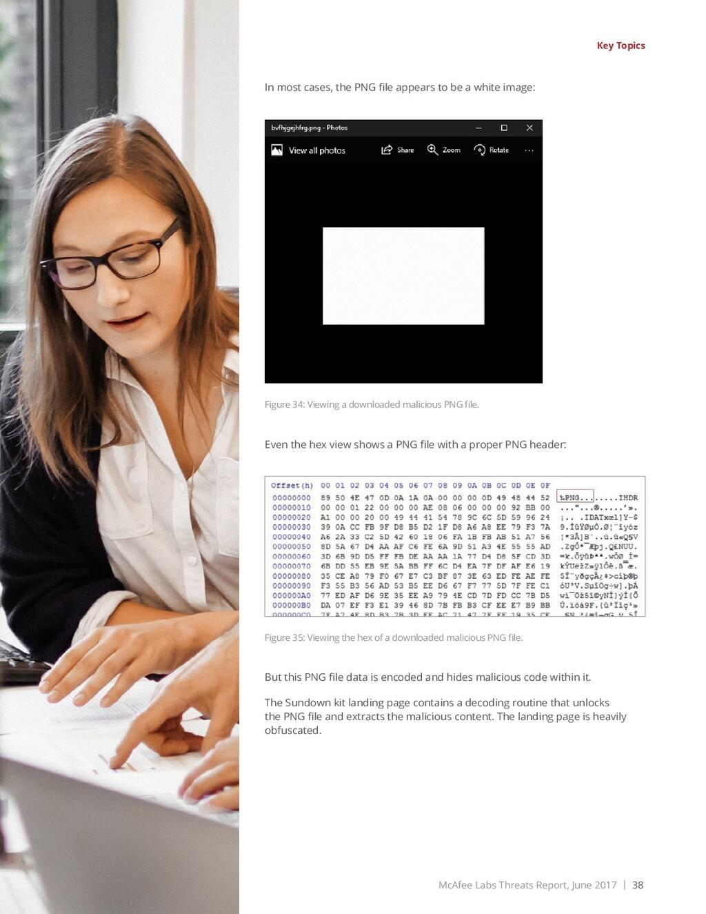 McAfee Labs Threats Report, June 2017 | 38 Shar...