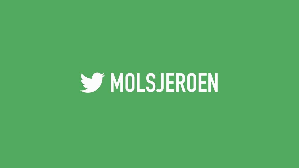 MOLSJEROEN