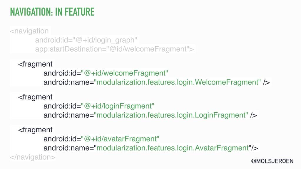 """@MOLSJEROEN <navigation android:id=""""@+id/login_..."""