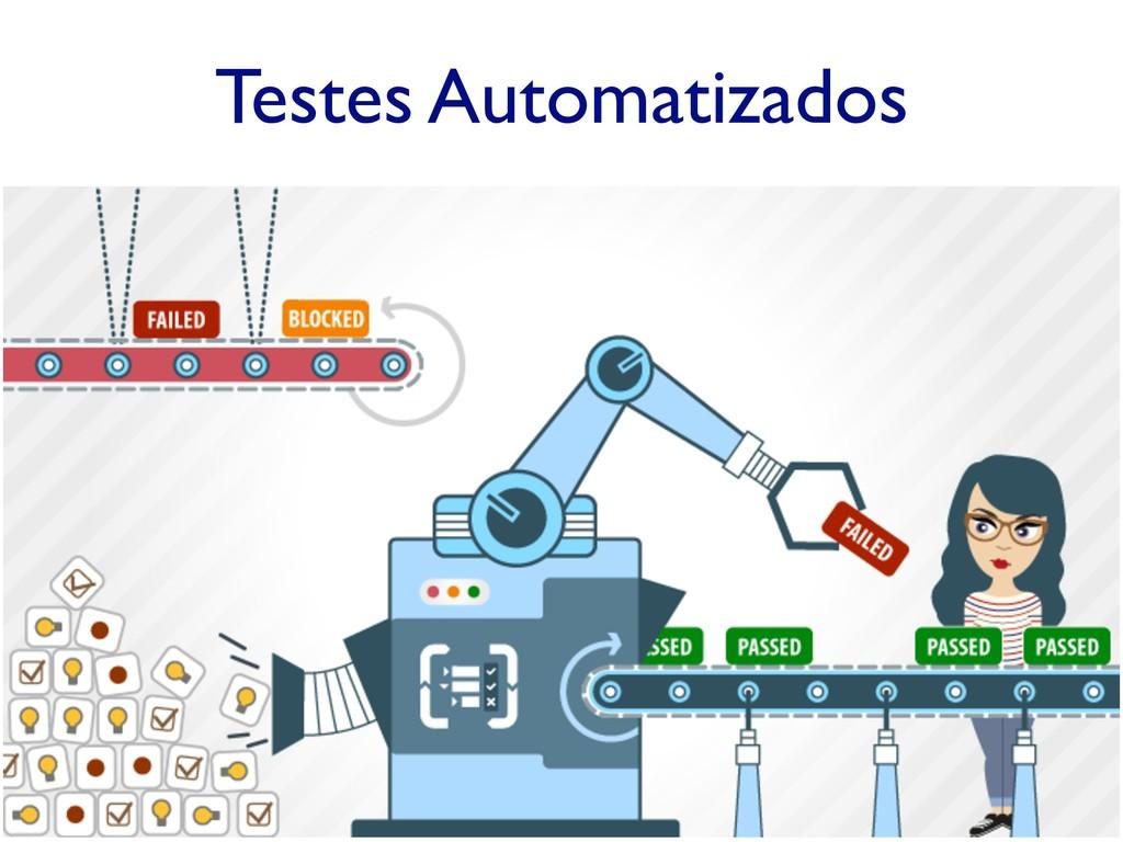 Testes Automatizados