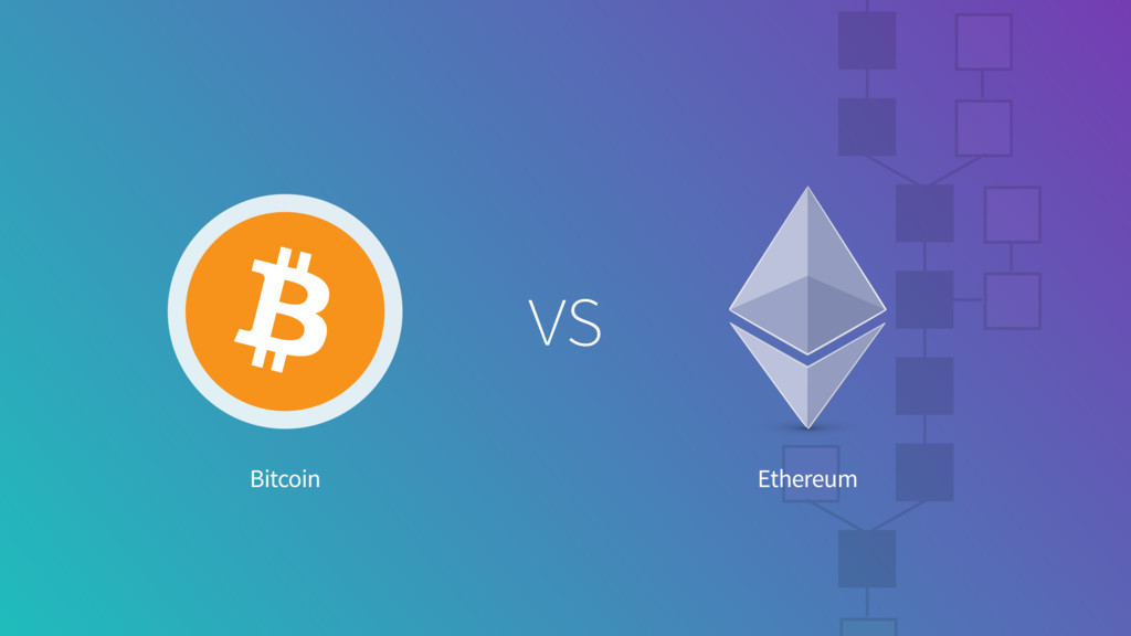 vs Bitcoin Ethereum
