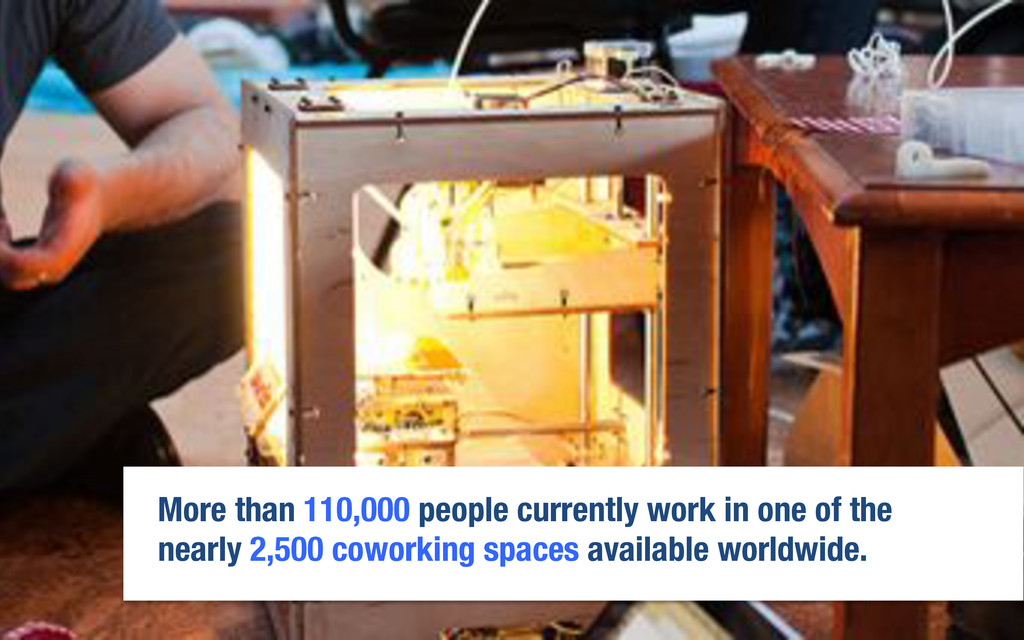 More than 110,000 people currently work in one ...