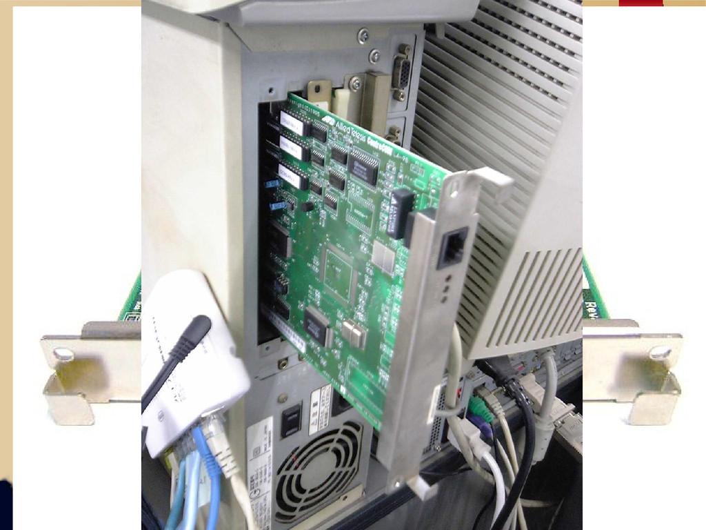PC-98 ● 拡張カードは C バス ● ( 実は PCI が載ったモデルも後期あった )