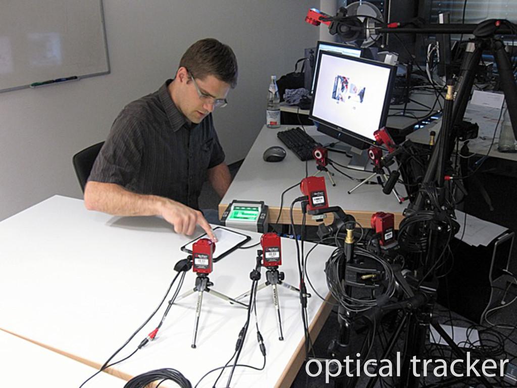 optical tracker