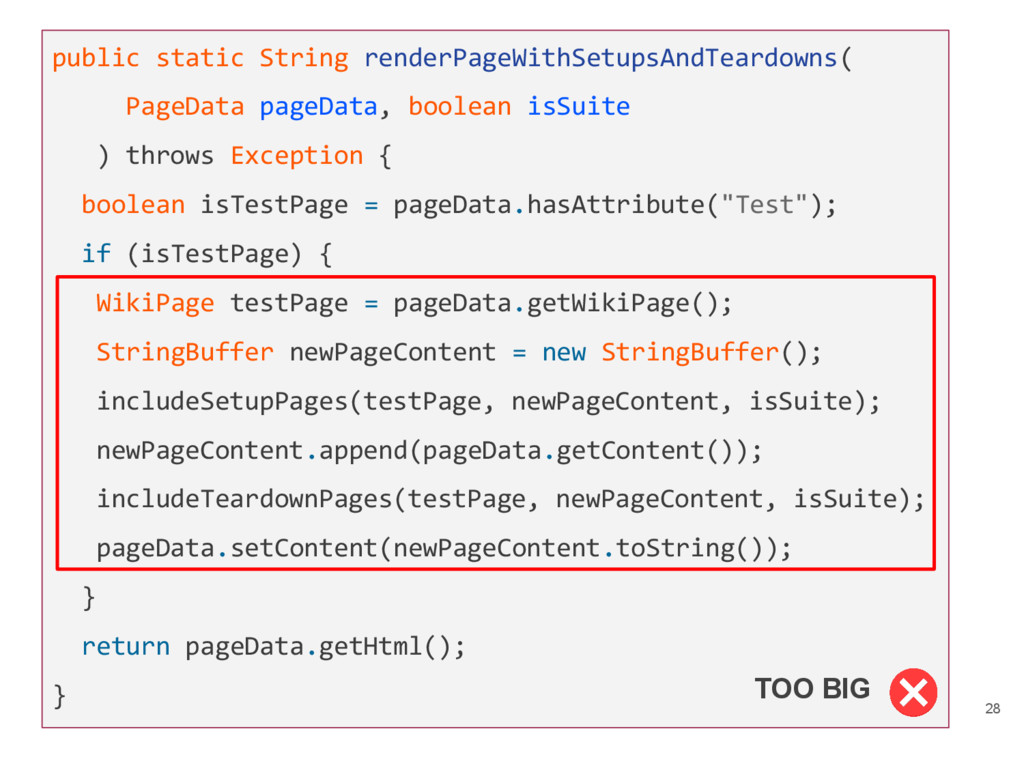 28 public static String renderPageWithSetupsAnd...