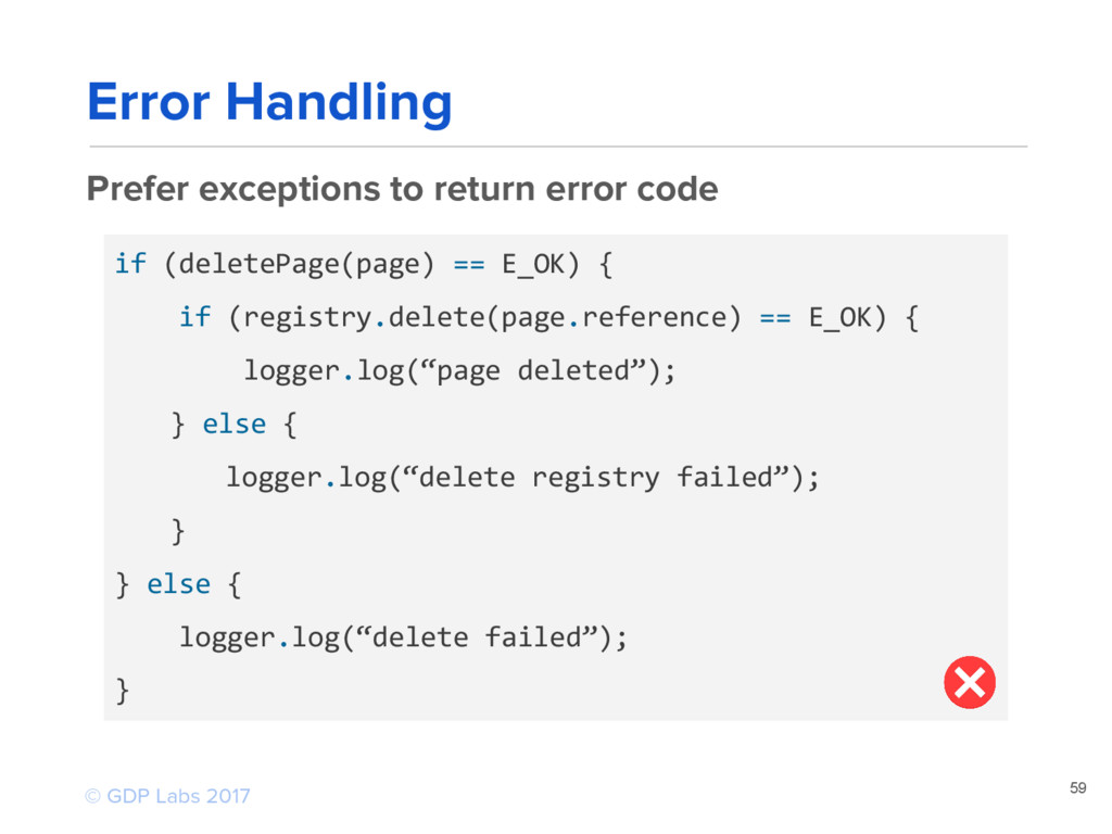 if (deletePage(page) == E_OK) { if (registry.de...