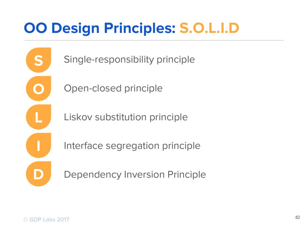 Single-responsibility principle Open-closed pri...