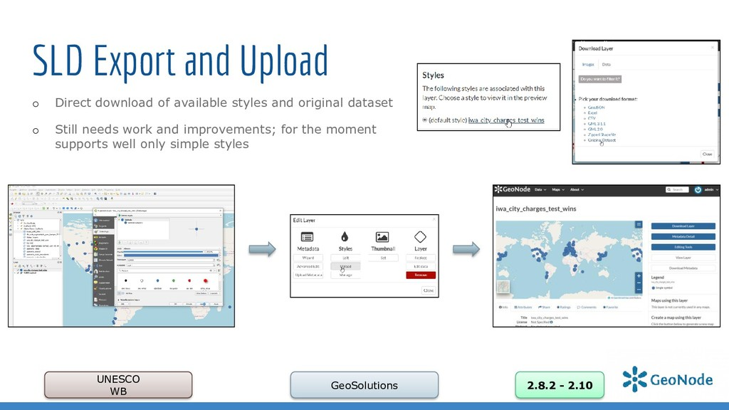 SLD Export and Upload UNESCO WB GeoSolutions 2....