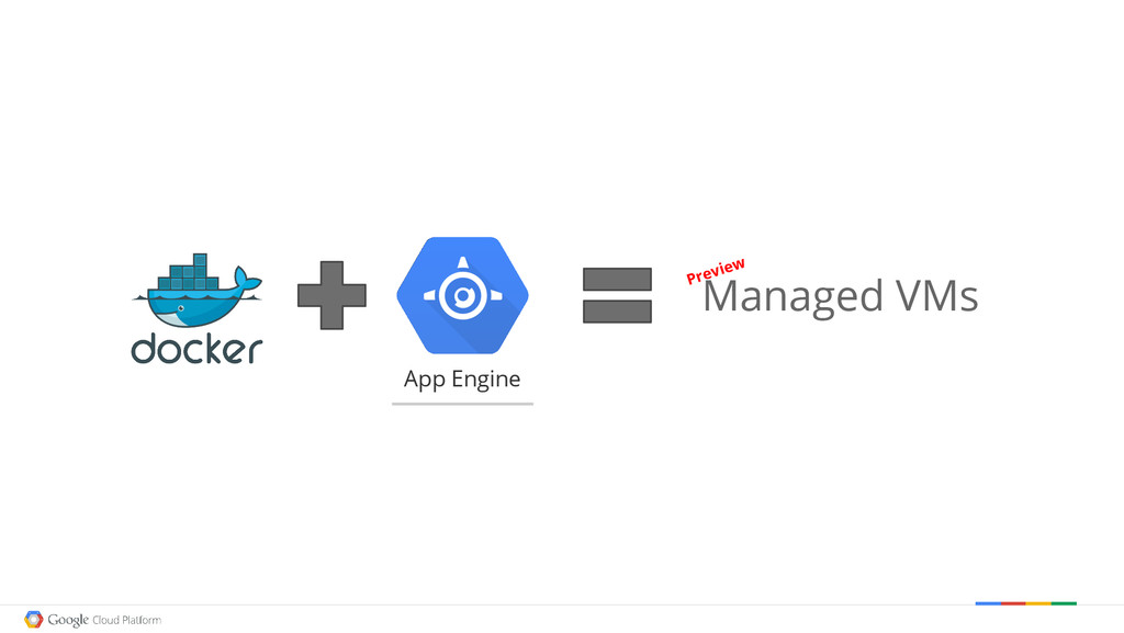 App Engine Preview Managed VMs