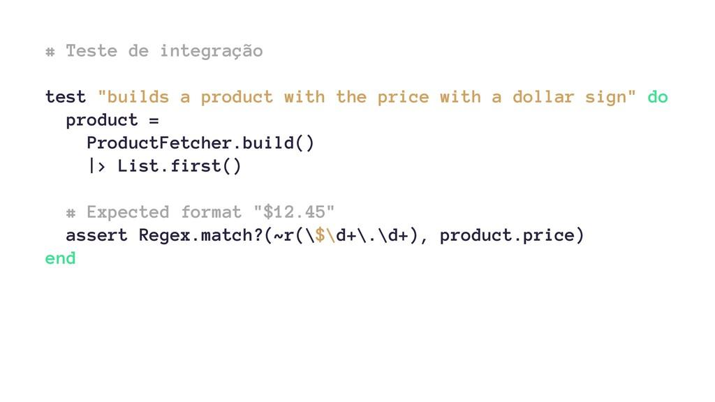 """# Teste de integração test """"builds a product wi..."""
